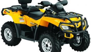 Outlander MAX 500 XT