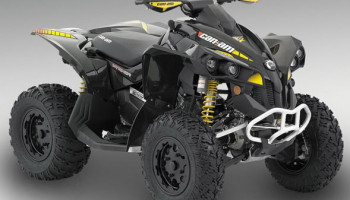 quad can am renegade 800 X